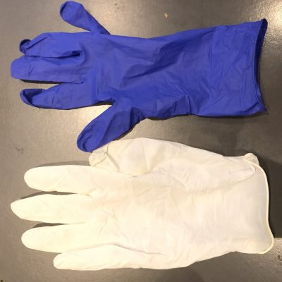 Disposable Gloves Nitrile Latex 1
